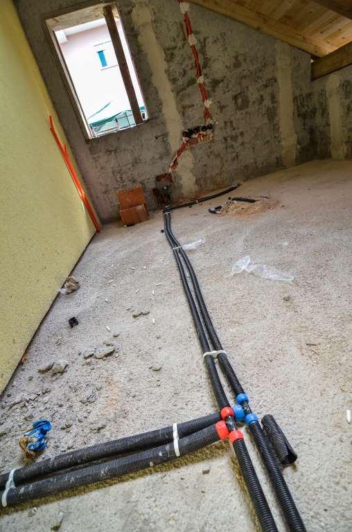 Монтаж водопровода в зданиях фото